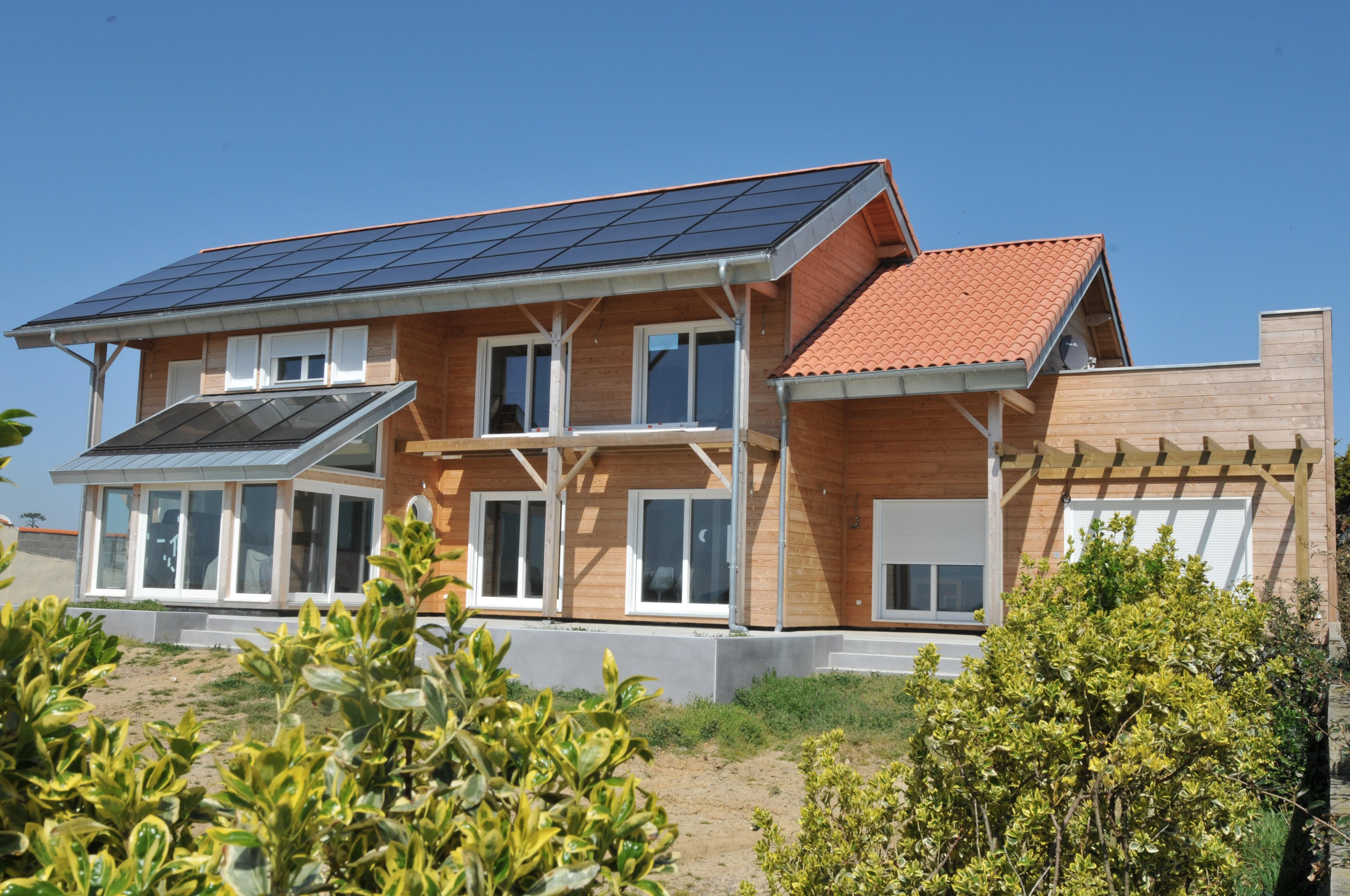 Energies renouvelables - Maison a energie renouvelable ...