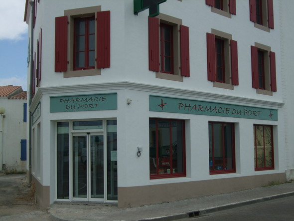 Pharmacie SCI PORT
